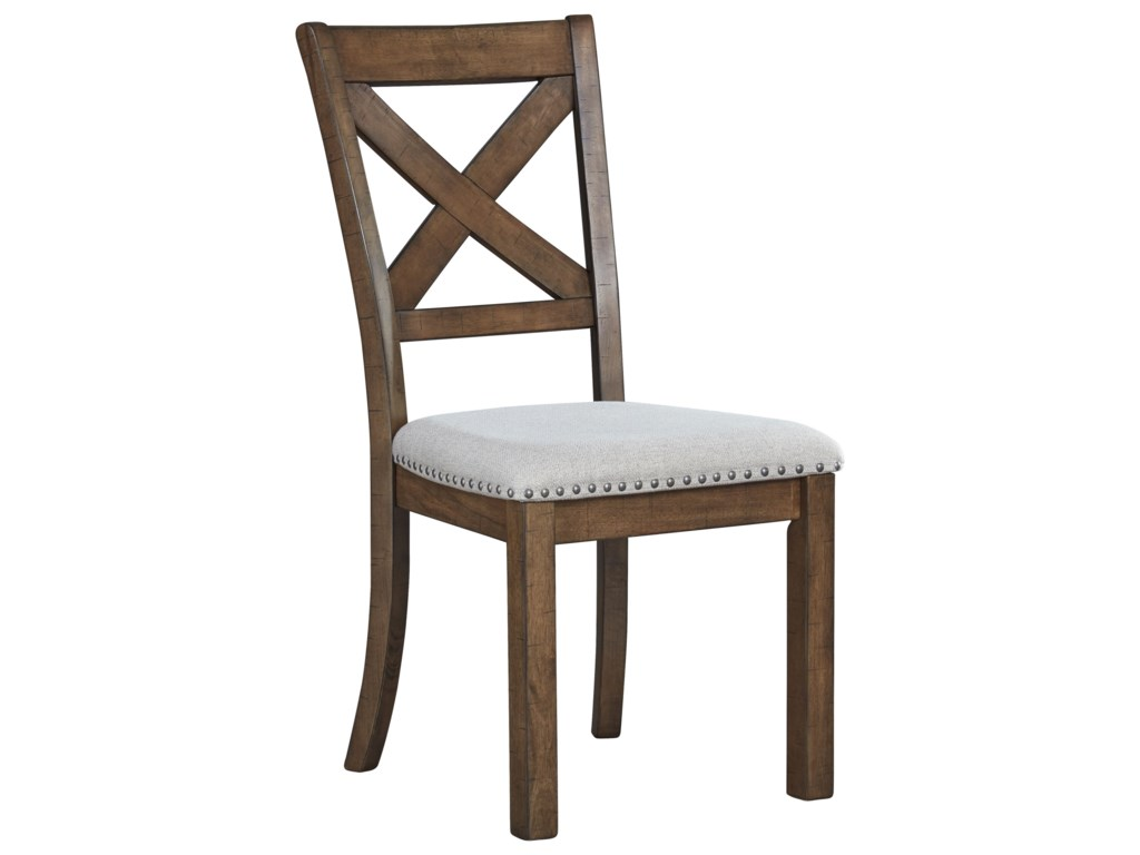 Ashley Signature Design MorivilleDining Upholstered Side Chair