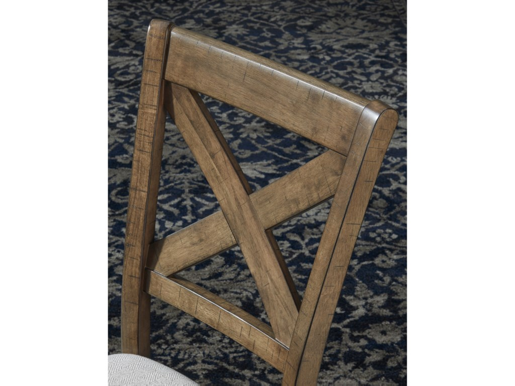 Signature Design by Ashley MorivilleDining Upholstered Side Chair