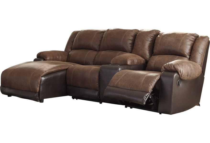 Chaise Sofa With Recliner Coffee Tables Ideas