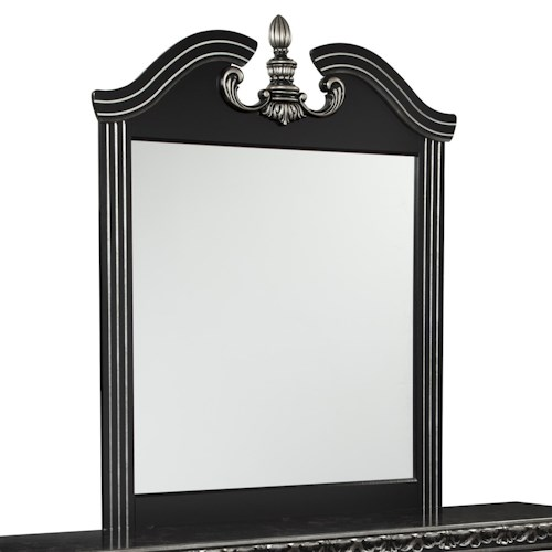 Signature Design by Ashley Navoni Traditional Bedroom Mirror