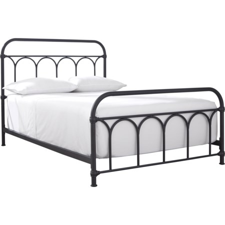 Metal Full Bed