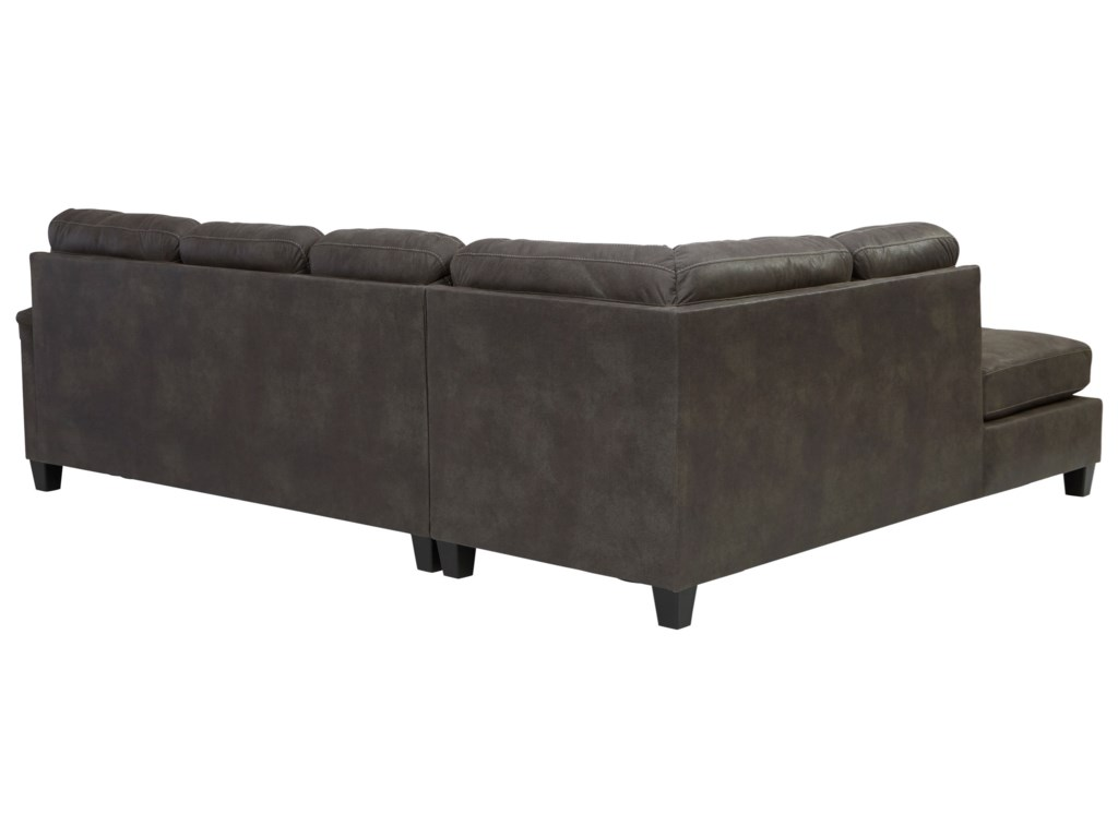 Signature Design by Ashley Navi2-Piece Sectional with Left Chaise