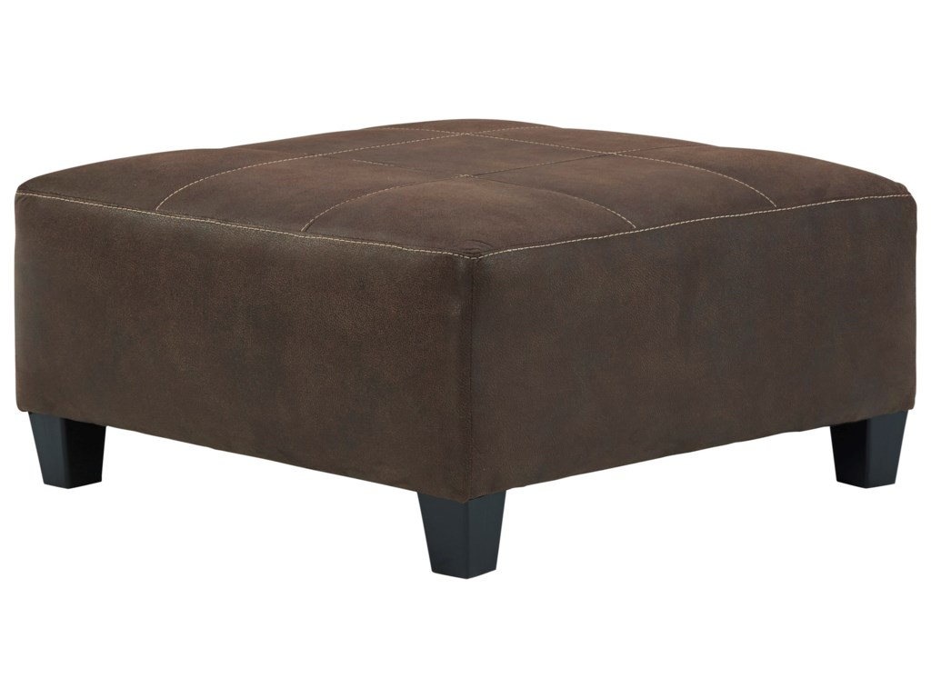 Signature Design by Ashley NaviOversized Accent Ottoman