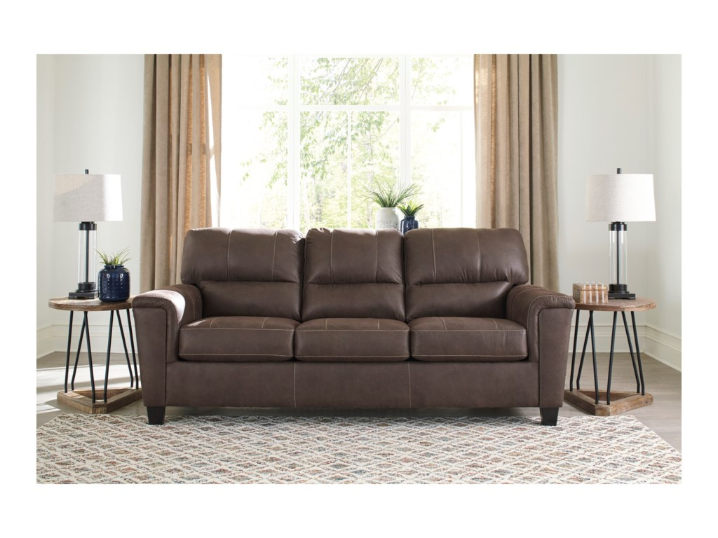 Signature Design by Ashley NaviQueen Sofa Sleeper