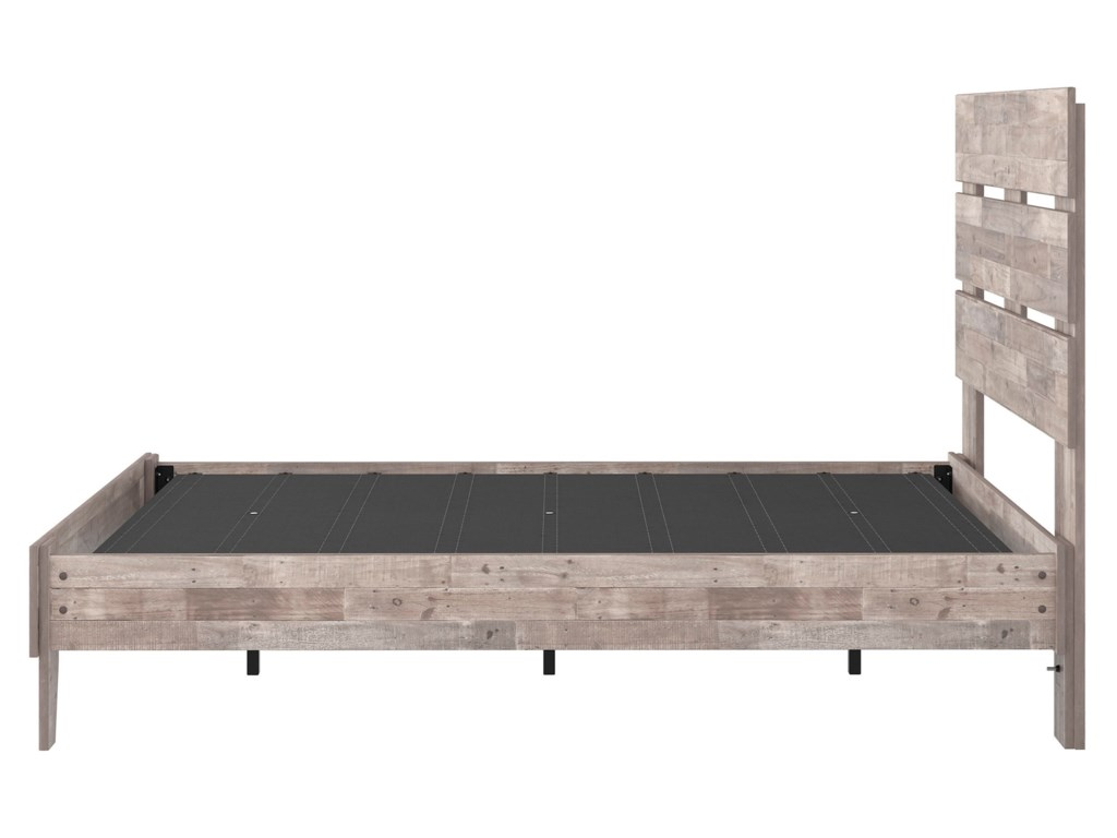 Signature Design by Ashley NeilsvilleFull Platform Bed with Headboard