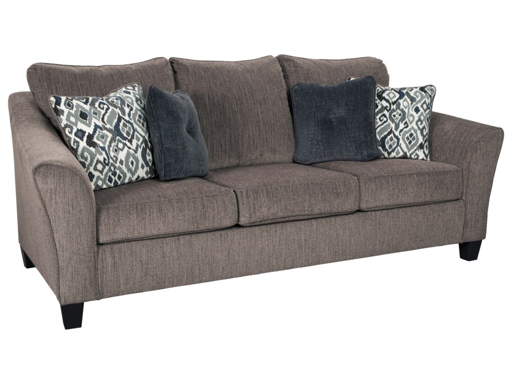 Signature Design by Ashley NemoliQueen Sofa Sleeper