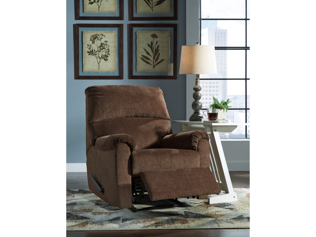 Signature Design by Ashley NervianoZero Wall Recliner