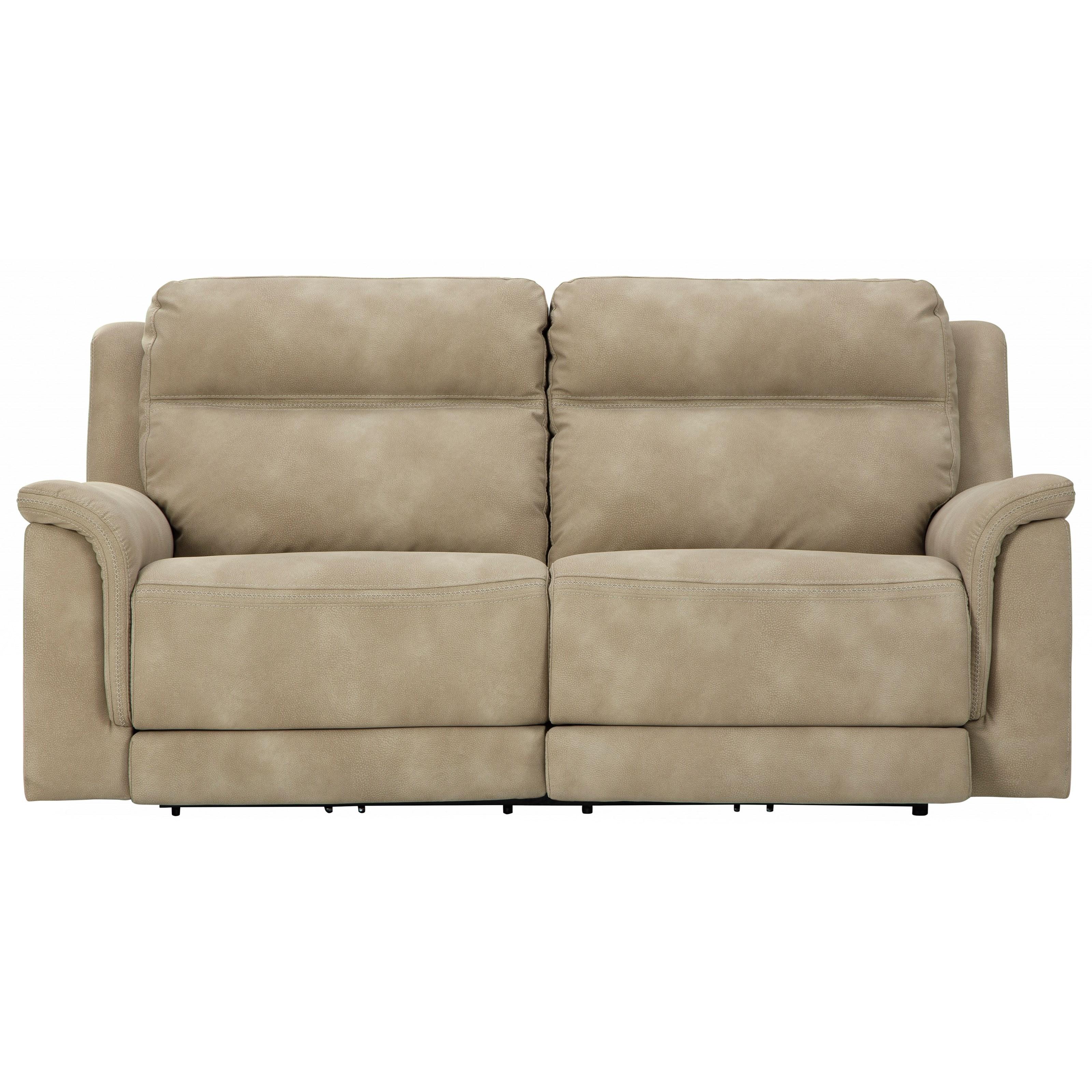 Zero Gravity 2-Seat Pwr Rec Sofa w/ Adj Headrests
