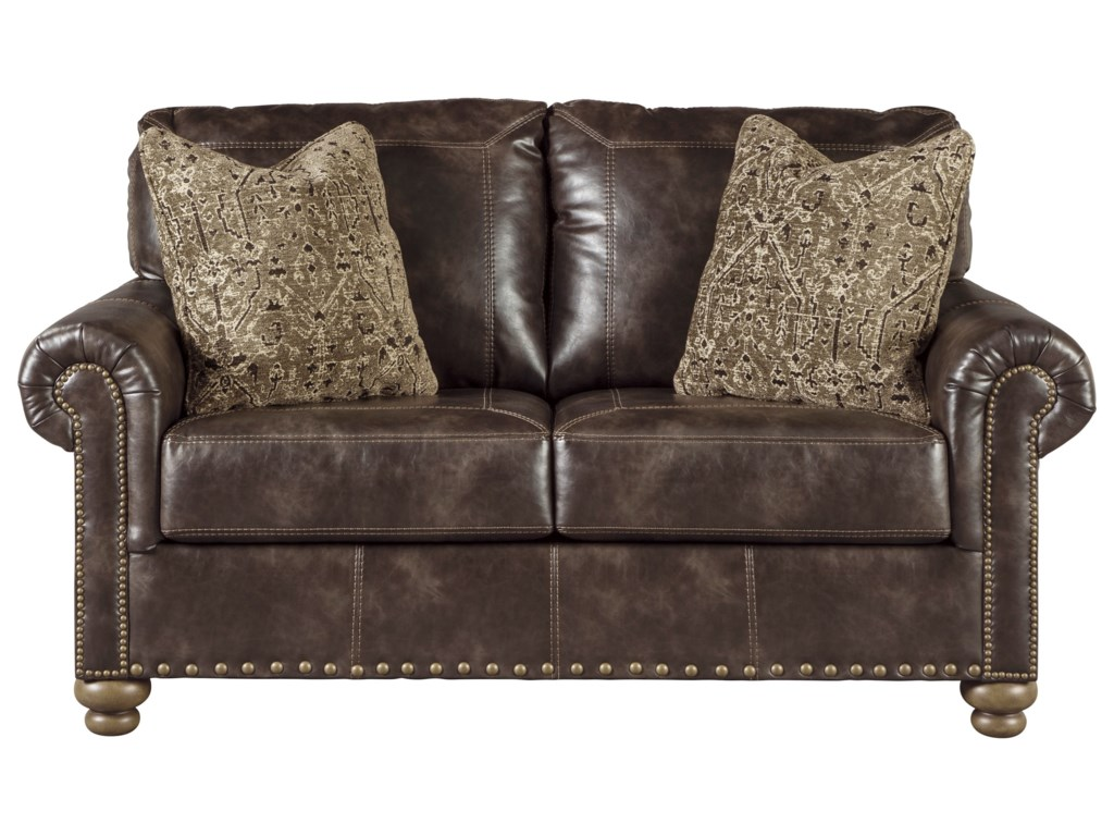 Signature Design by Ashley NicorvoLoveseat