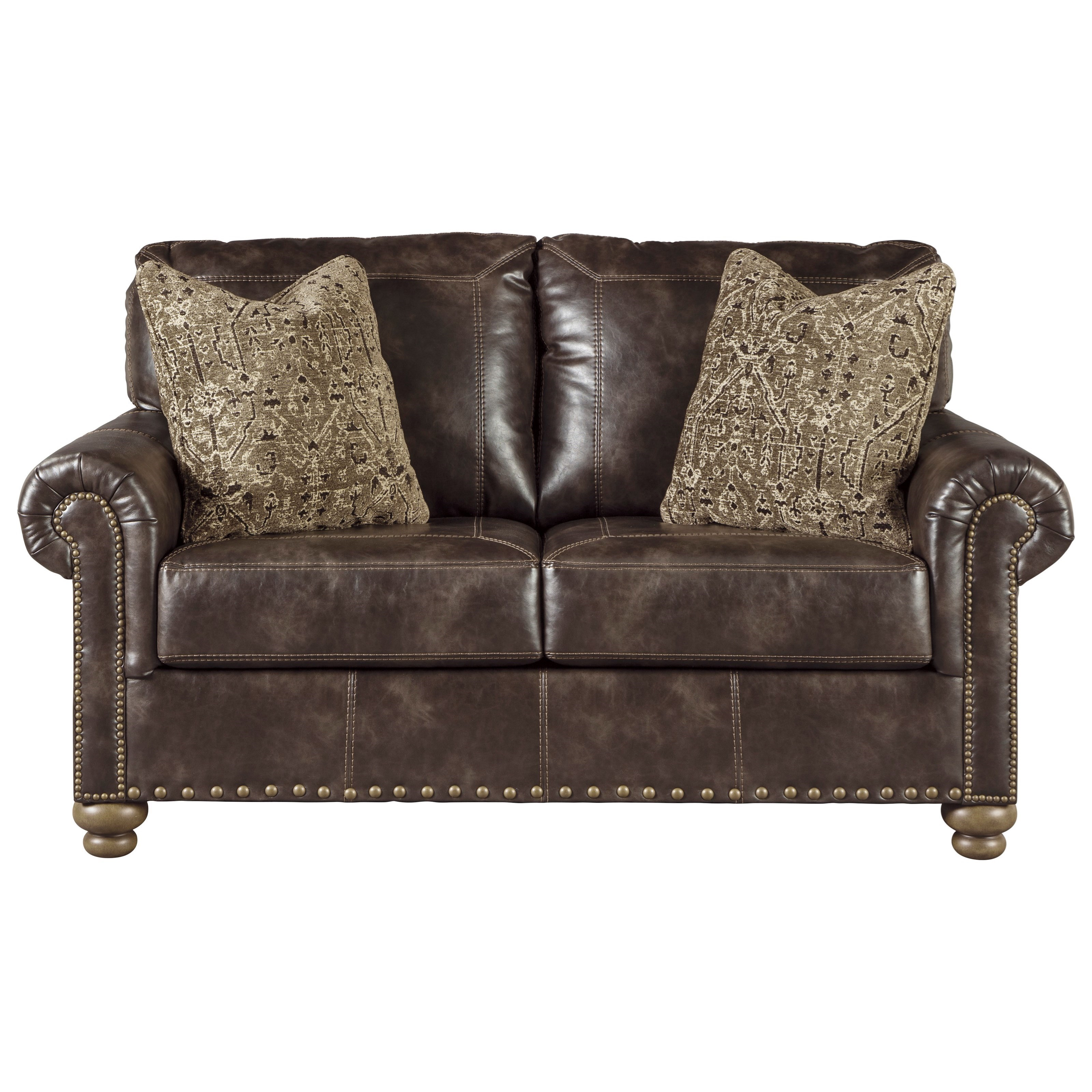 Signature Design By Ashley NicorvoLoveseat ...