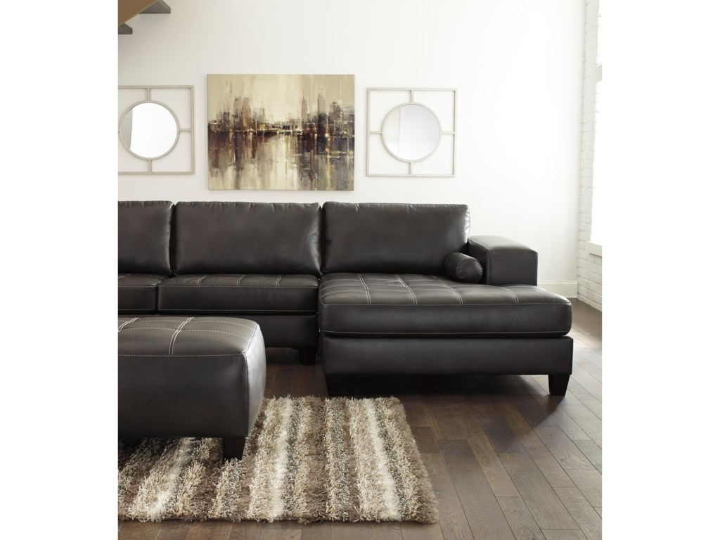Signature Design by Ashley NokomisSectional with Right Chaise