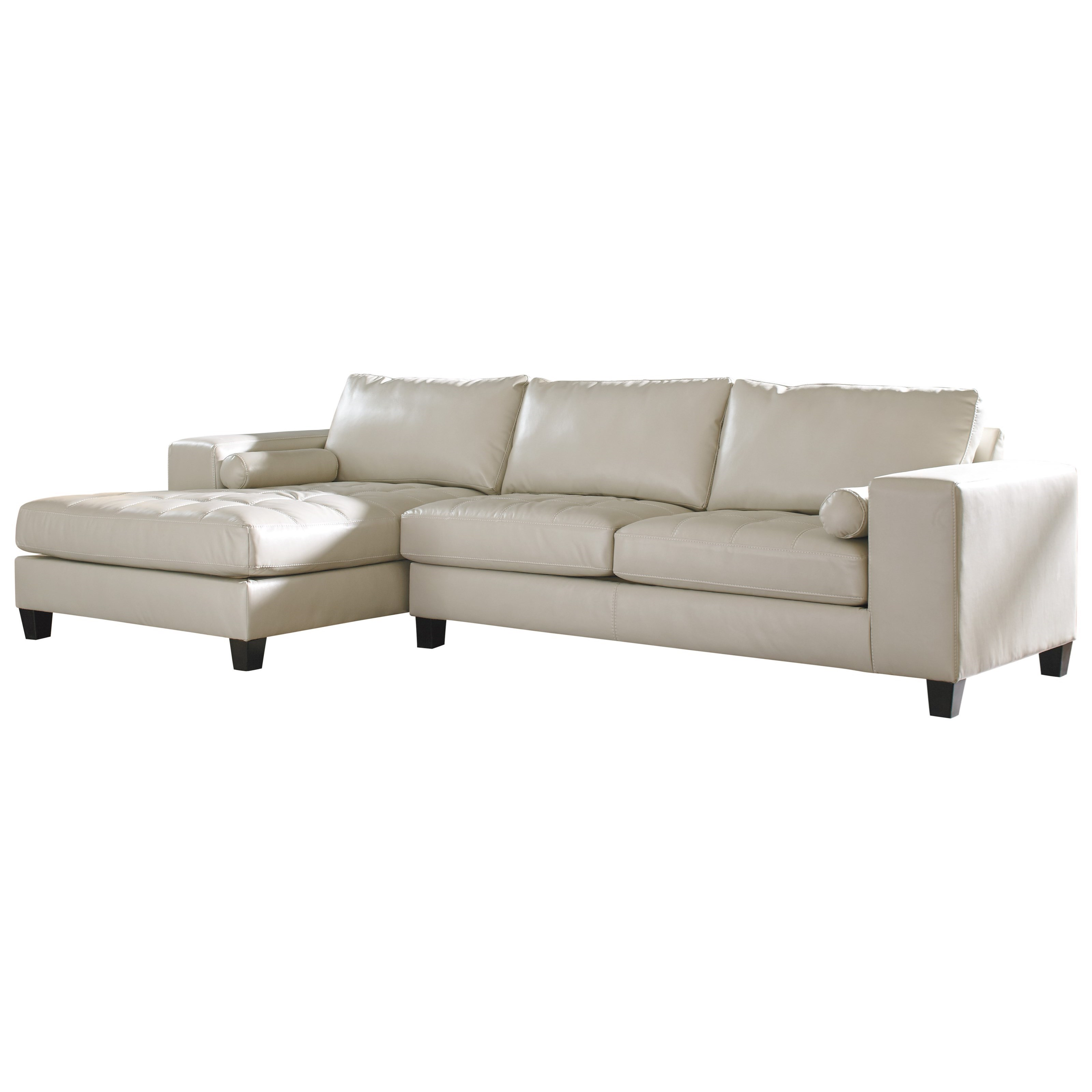 Signature Design By Ashley NokomisSectional With Left Chaise ...