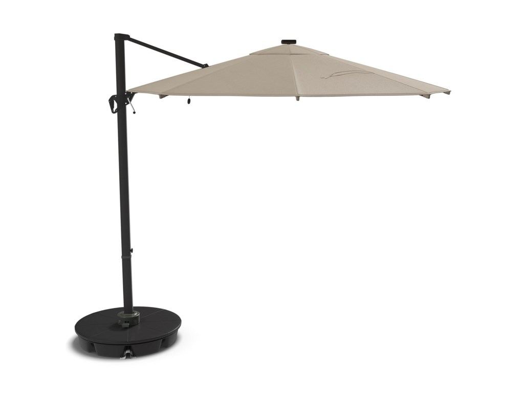 Ashley (Signature Design) OakengroveLarge Cantilever Umbrella