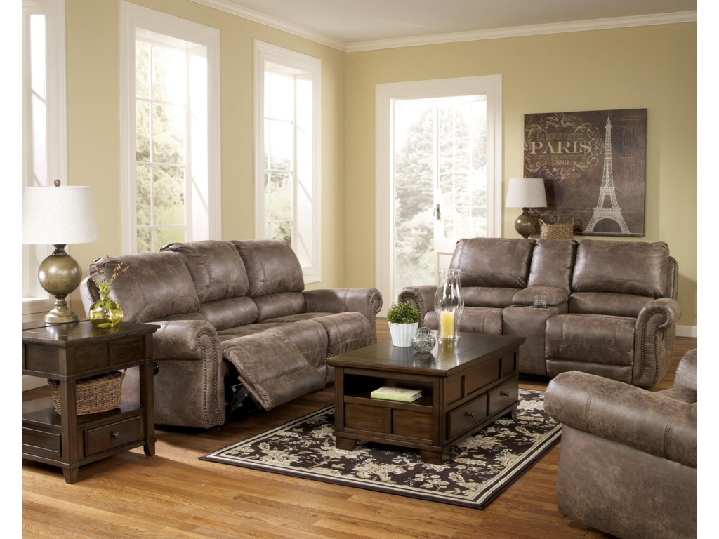 Shown with Loveseat and Recliner