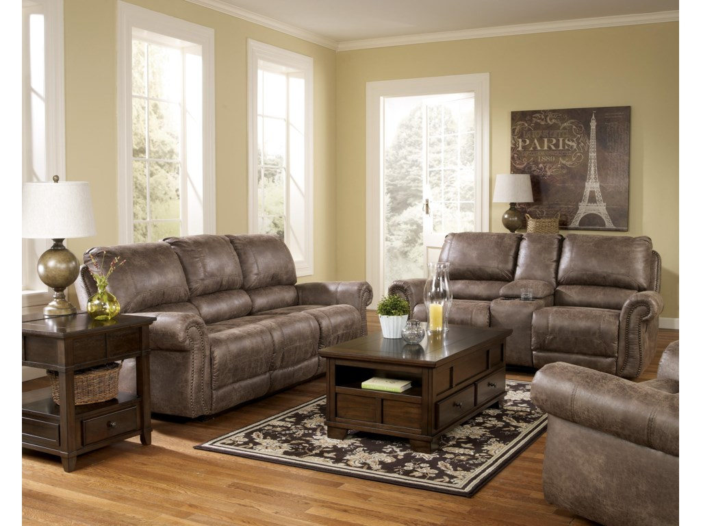 Shown with Sofa and Glider Recliner