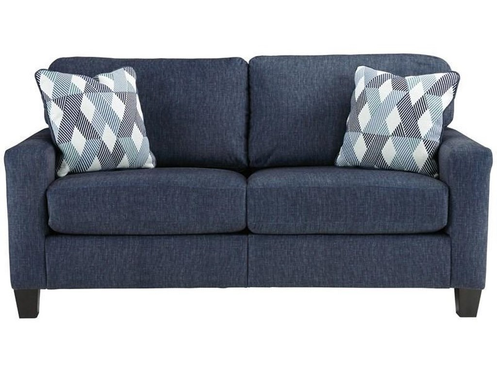 Odelle Sofa With Accent Pillows By Signature Design Ashley At Morris Home