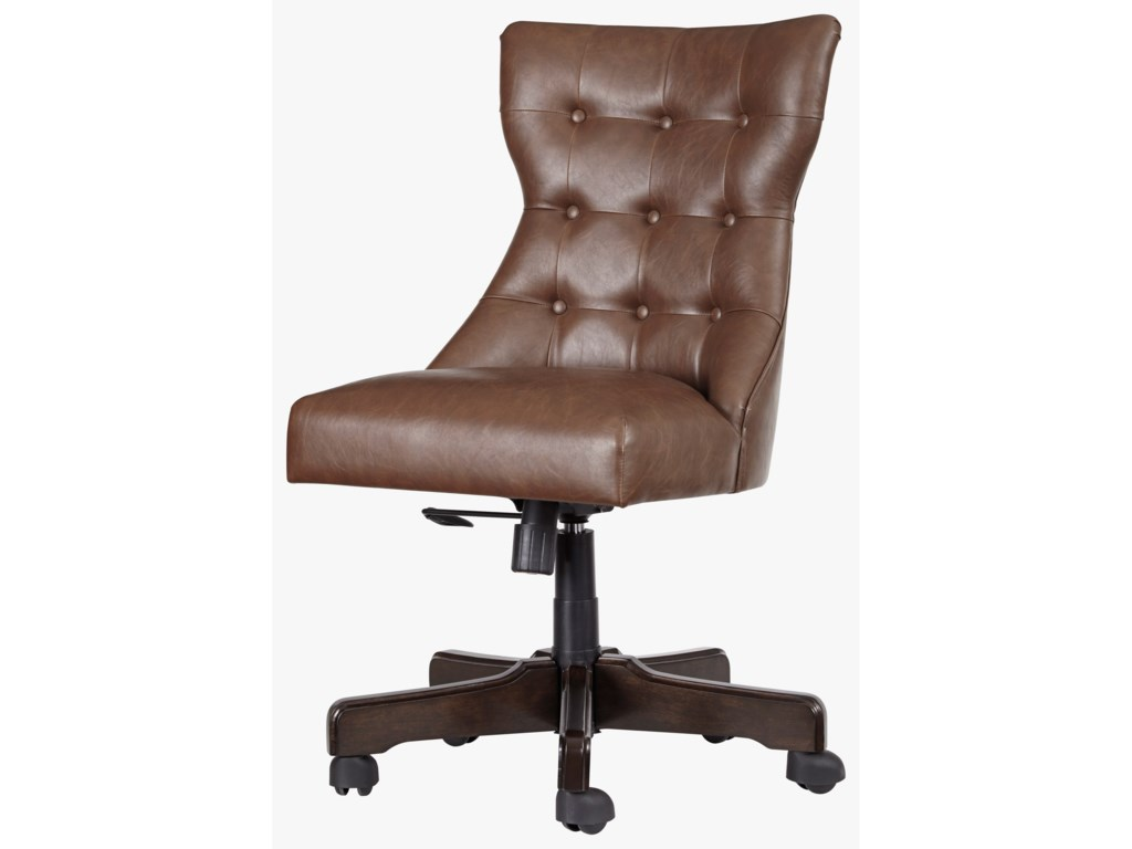 Ashley (Signature Design) Office Chair ProgramHome Office Swivel Desk Chair