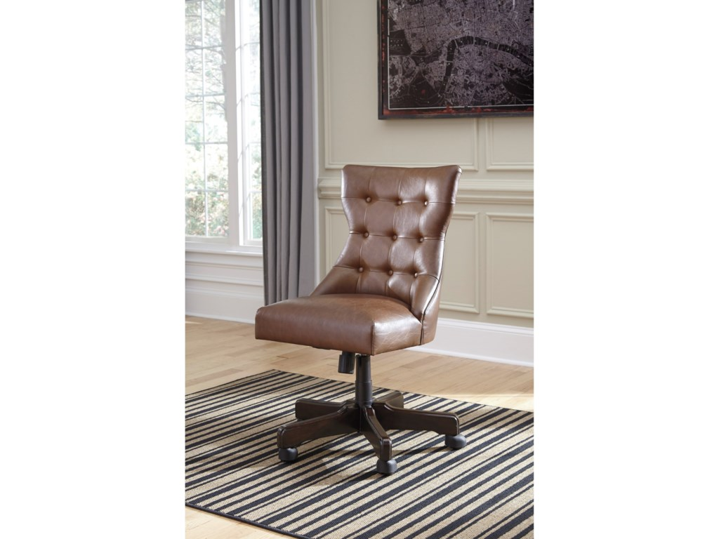 Signature Design by Ashley Office Chair ProgramHome Office Swivel Desk Chair