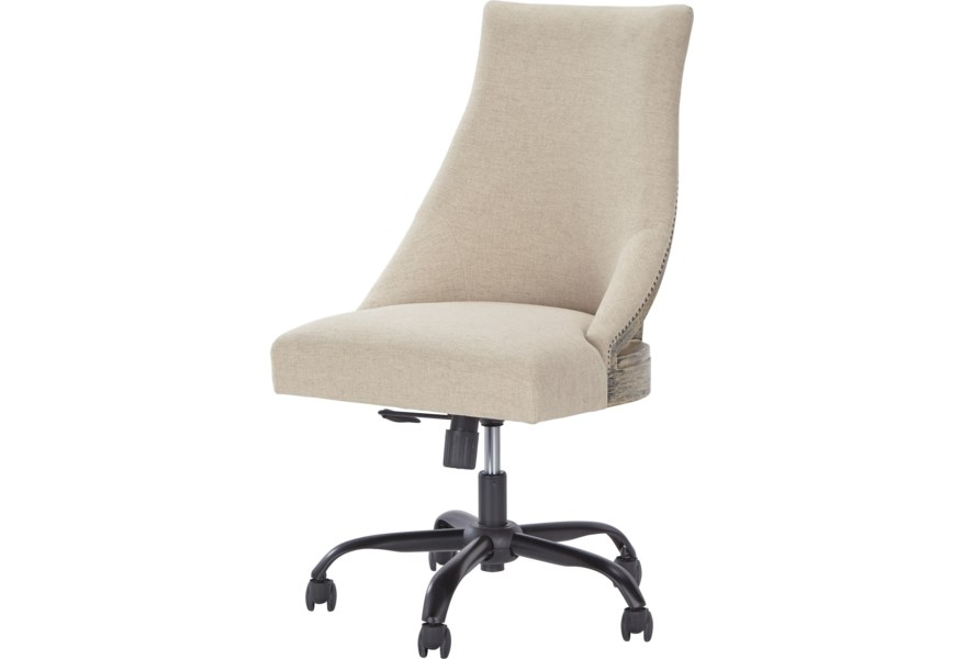 Office Chair Program Home Office Swivel Desk Chair In Deconstructed Style Belfort Furniture Office Task Chairs