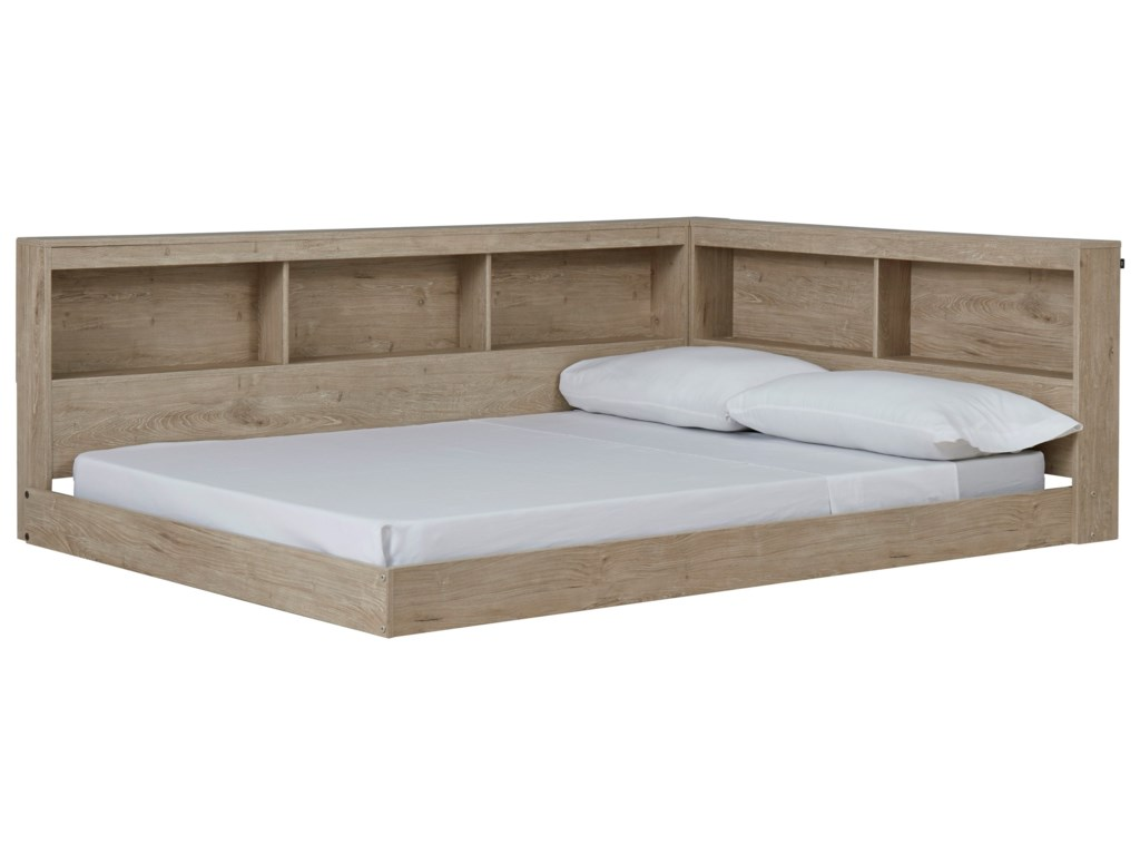 Signature Design by Ashley OliahTwin Bookcase Bed