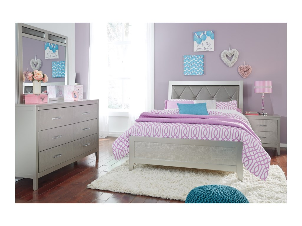 Signature Design by Ashley OlivetFull Bedroom Group