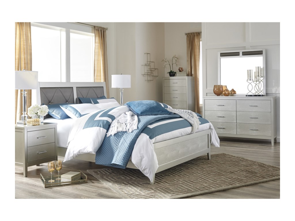 Signature Design by Ashley OlivetQueen Bedroom Group