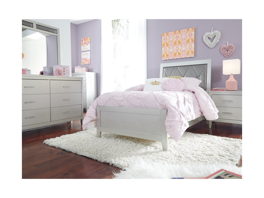 Signature Design by Ashley OlivetTwin Bedroom Group
