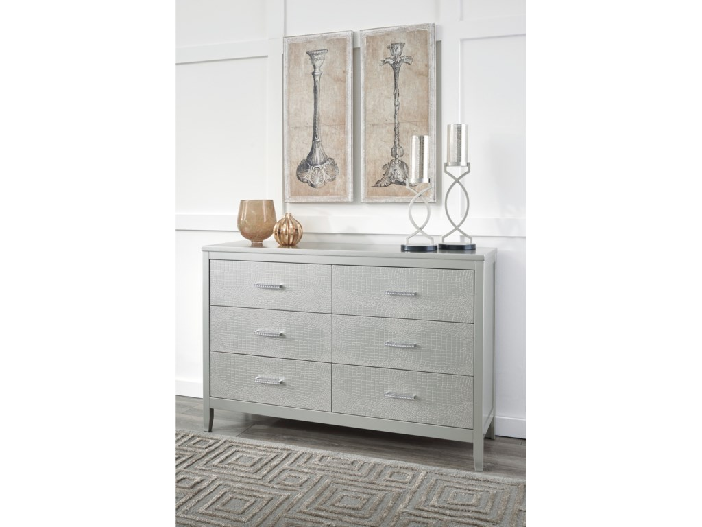 Ashley (Signature Design) OlivetDresser
