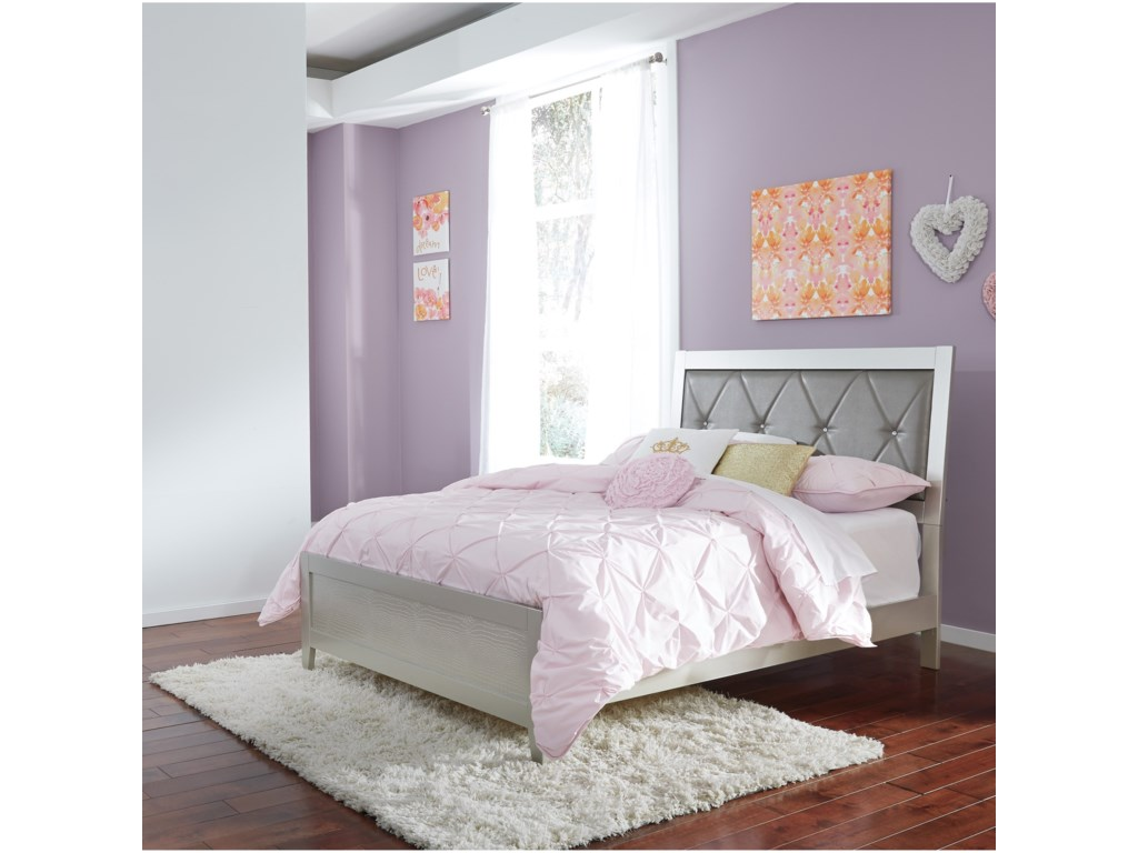 Signature Design by Ashley OlivetFull Panel Bed