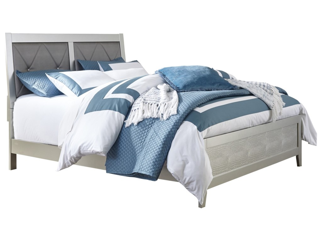 Signature Design by Ashley OlivetKing Panel Bed