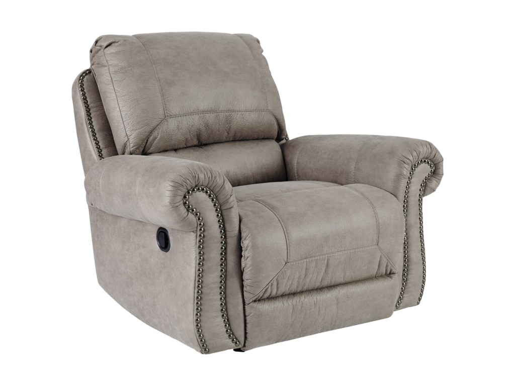 Signature Design by Ashley OlsbergRocker Recliner