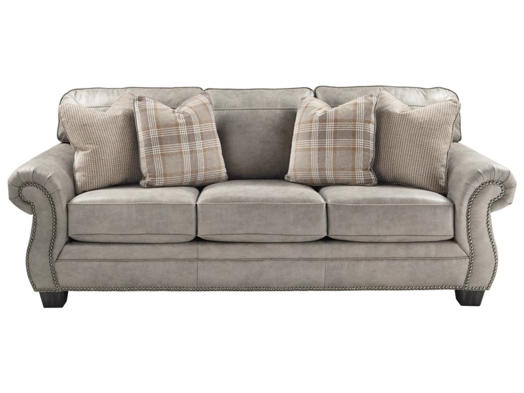 Signature Design by Ashley OlsbergQueen Sofa Sleeper