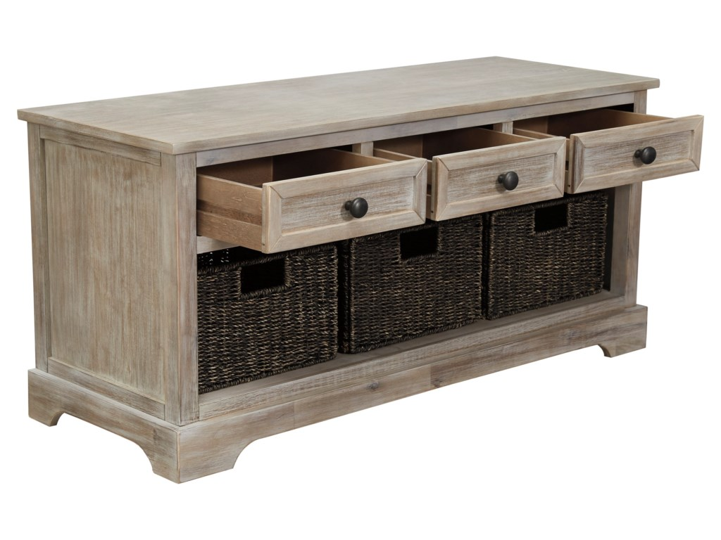 Signature Design by Ashley OslemberStorage Bench