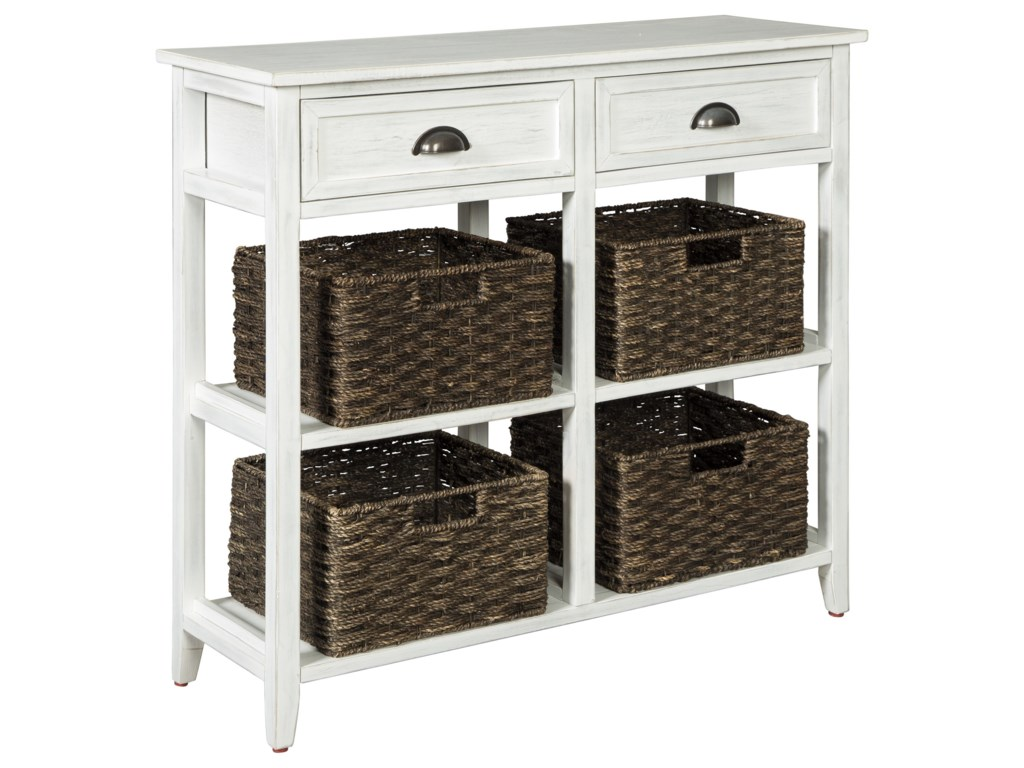 Signature Design By Ashley Oslemberconsole Sofa Table