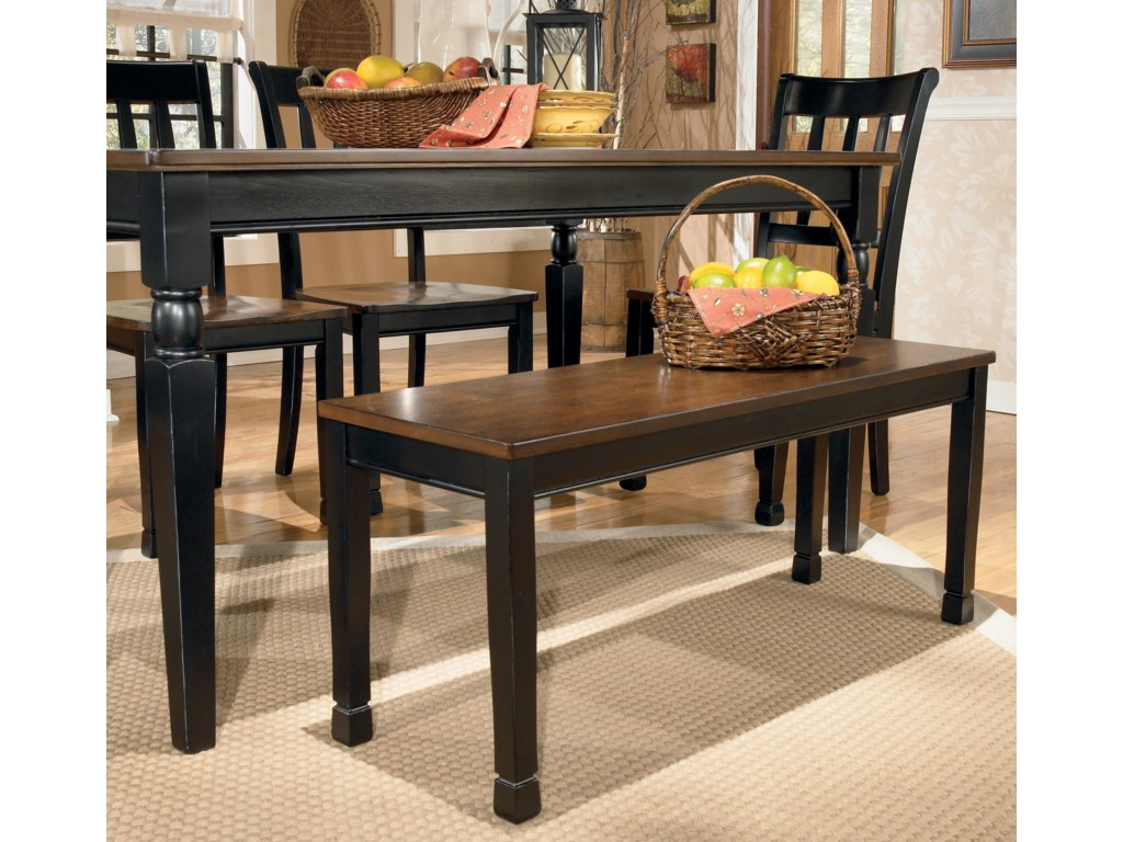 Signature Design by Ashley OwingsvilleLarge Dining Room Bench
