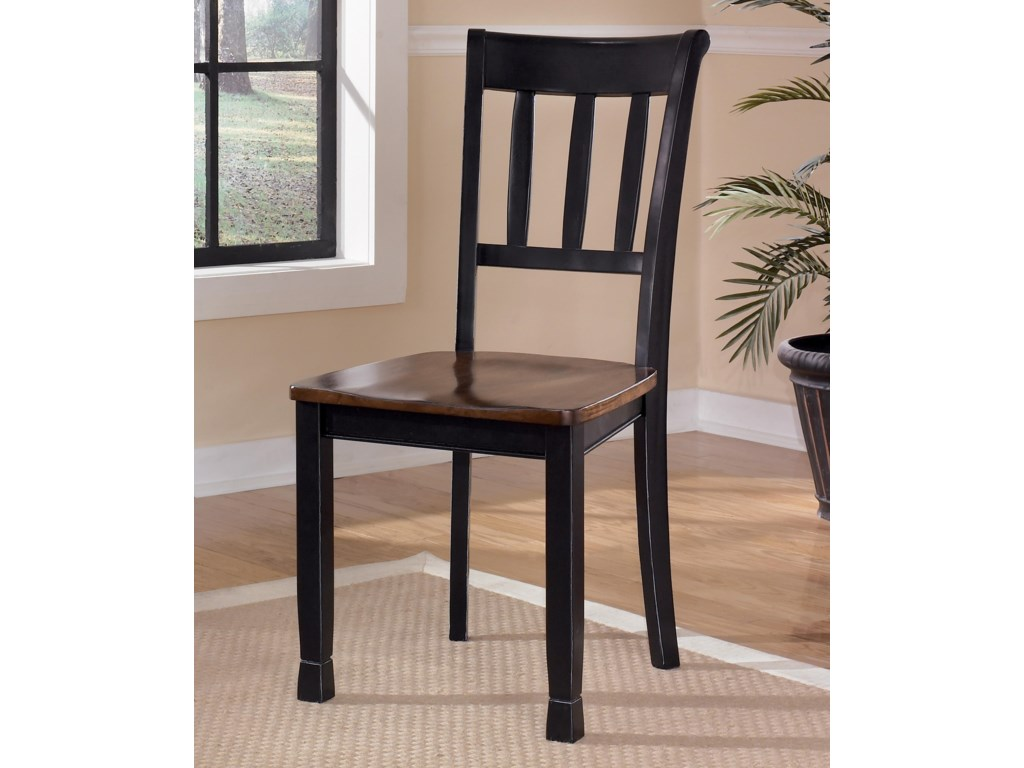 Signature Design by Ashley OwingsvilleDining Room Side Chair