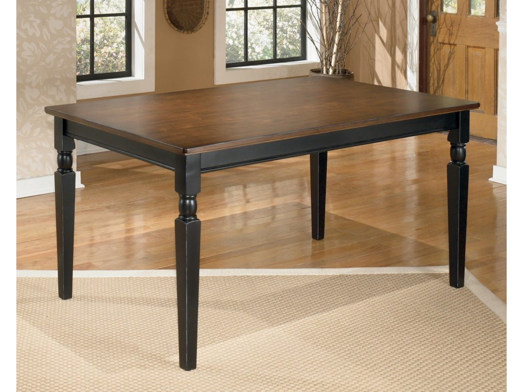 Signature Design by Ashley Owingsville5-Piece Rectangular Dining Table Set
