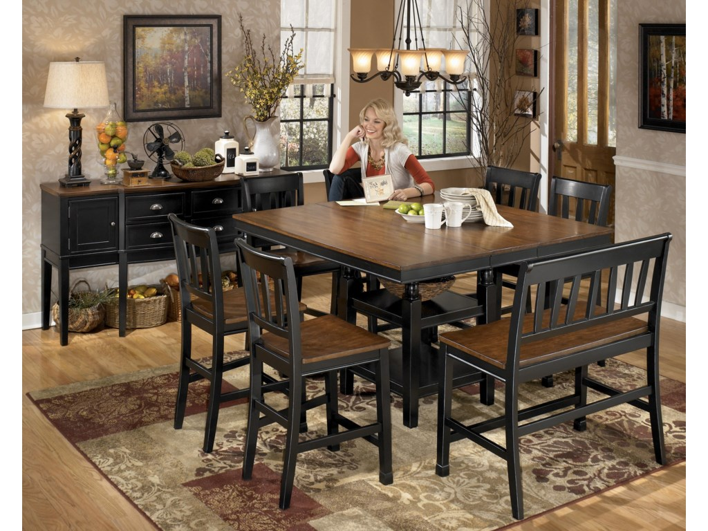 Shown with Server, Extension Counter Table, and Barstools