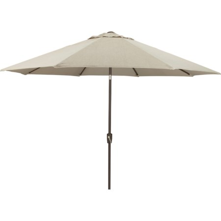 Large Auto Tilt Umbrella