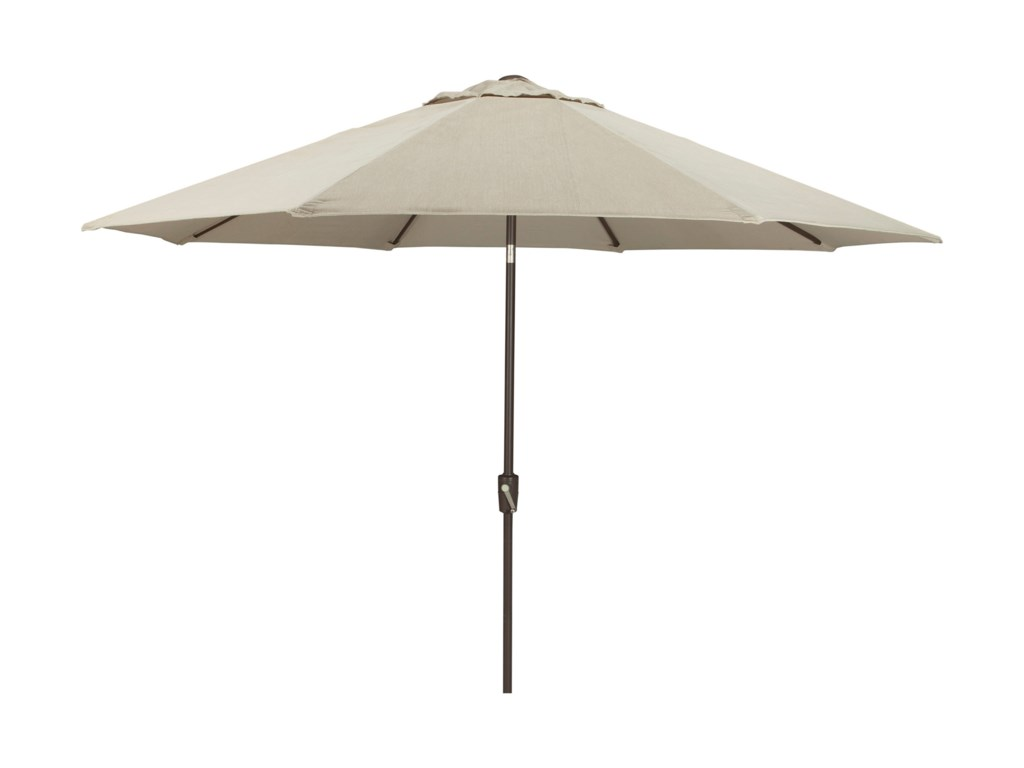 Signature Design by Ashley Umbrella AccessoriesLarge Auto Tilt Umbrella