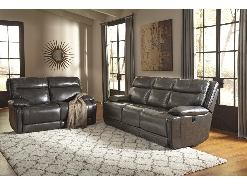 Signature Design by Ashley PalladumReclining Living Room Group