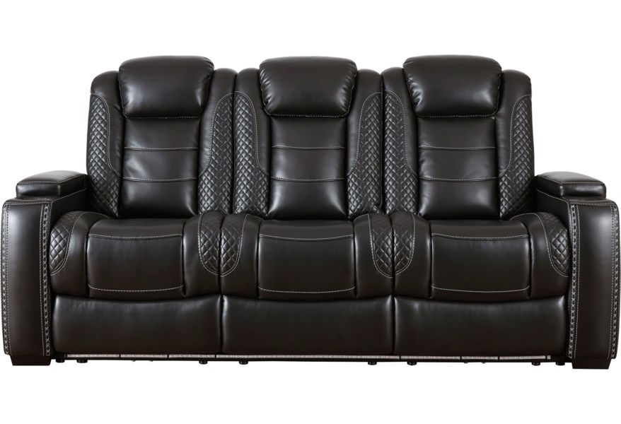 Ashley Party Time 3700315 Faux Leather