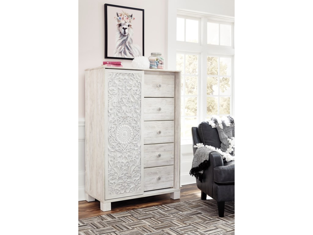 Signature Design by Ashley PaxberryDressing Chest