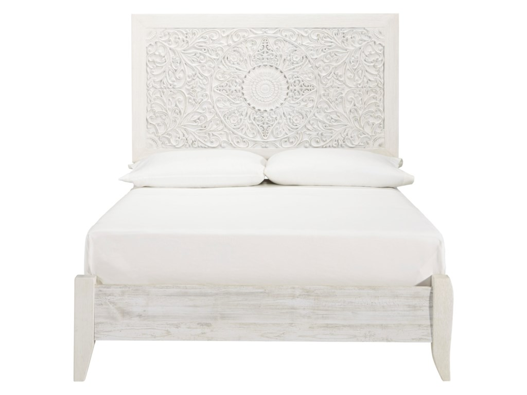 Signature Design by Ashley PaxberryFull Panel Bed