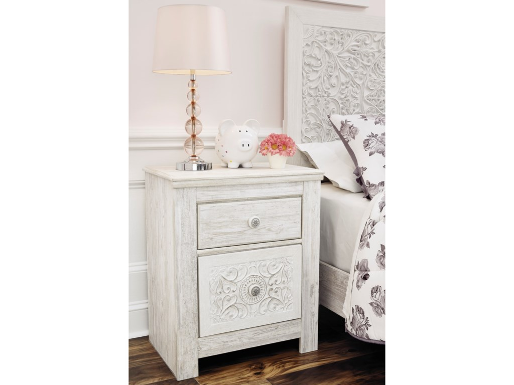 Signature Design by Ashley PaxberryNightstand