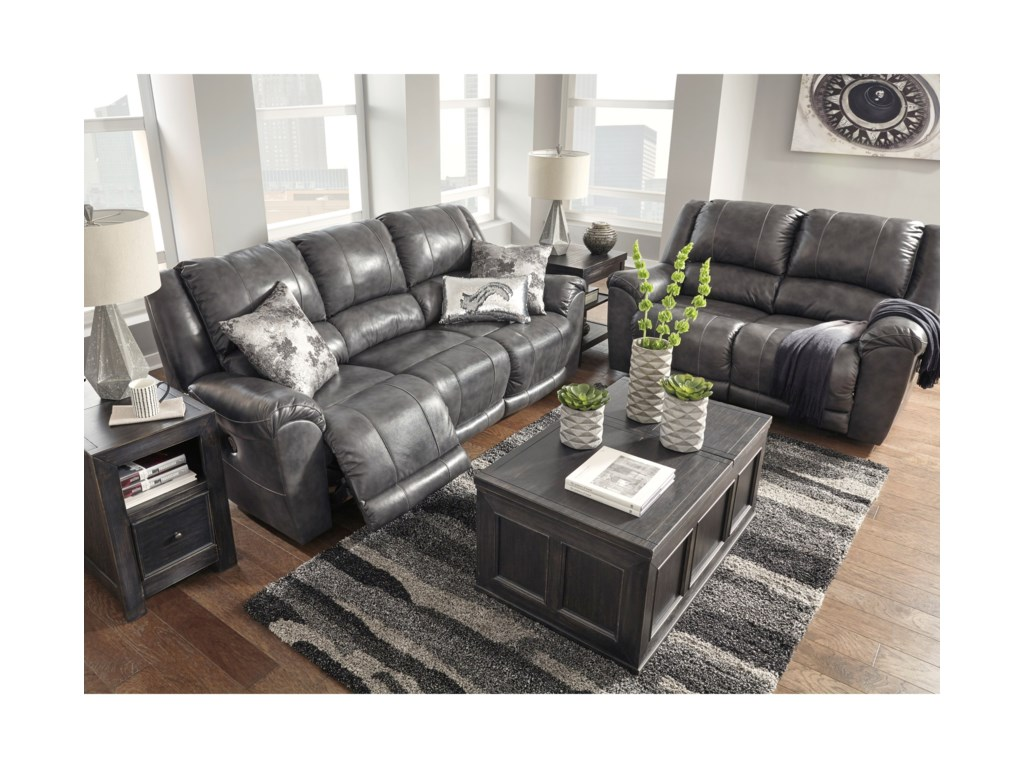 Signature Design by Ashley PersiphoneReclining Living Room Group