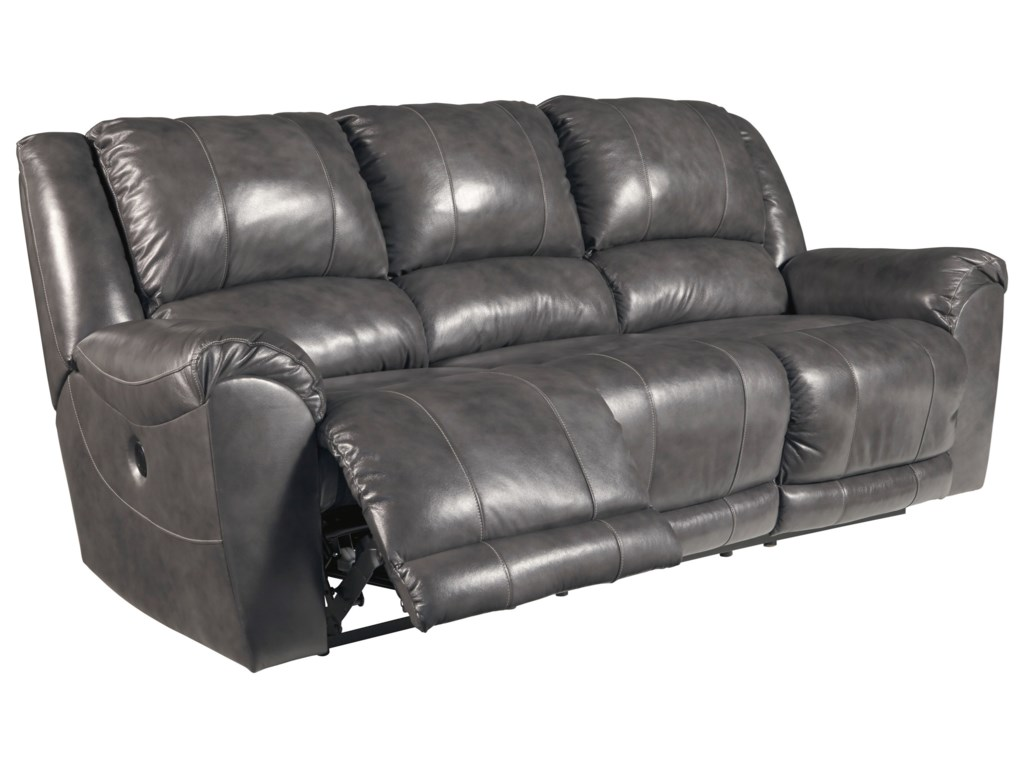 Signature Design by Ashley PersiphoneReclining Power Sofa