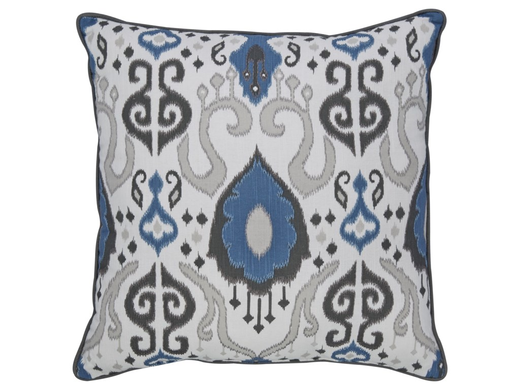 Signature Design by Ashley PillowsDamaria Blue Pillow