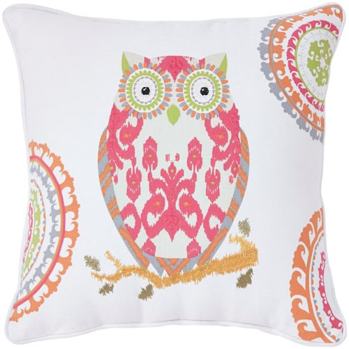 Signature Design by Ashley Pillows Aren Multicolored Pillow ...