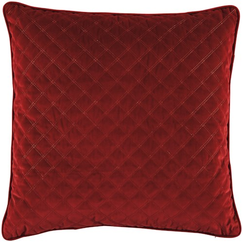Signature Design by Ashley Pillows Piercetown Red Pillow